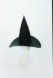 "Heksen hoed  "" Zwart """
