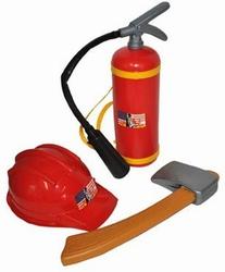 Brandweerset voor kind