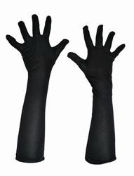 Satijn handschoenen