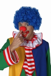 Clowns pruik