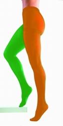 "Panty  "" Oranje / groen """