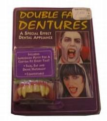"""Vampier tanden """" Boven gebit """""""