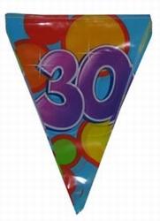 """Vlaggenlijn  """" 30 """""""