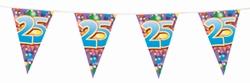 """Vlaggenlijn  """" 25 """""""