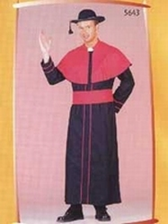 Kardinaal toga