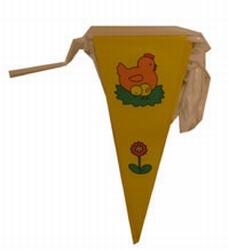 """Vlaggenlijn  """" Kippen """""""