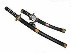 2 Ninja zwaarden