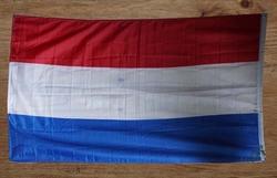 """Gevel vlag  """" Nederlandse vlag """""""