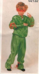 Ninja Turtel kostuum