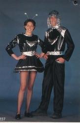 Space kostuum ( 1-delig )