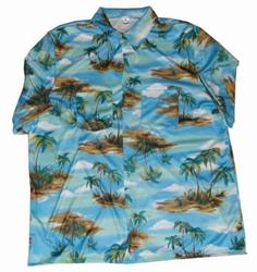 "Hawaii  blouse  "" Eiland  """
