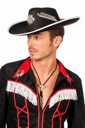 "Cowboyhoed  "" Sheriff + kogels  "" groot"