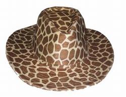 "Cowboyhoed  "" Giraf print """