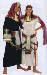 "Farao  "" Zwart / rood """