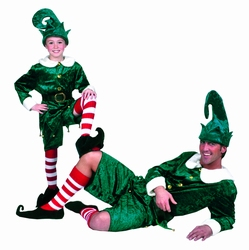 Funny elf