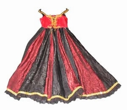 Jonkvrouw jurk