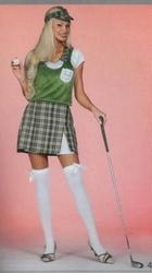 Golf dame