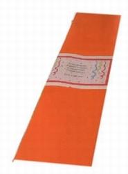 "Crepepapier  "" Oranje """