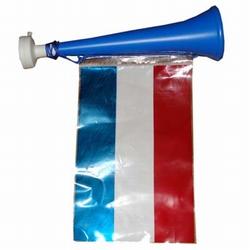 Toeter met Nederlandse vlag