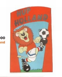 "Decoratie "" Hup holland """