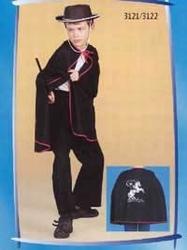 Zorro Cape + broek