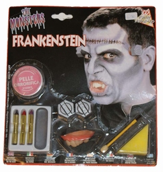 "Schmink set  "" Frankenstein """