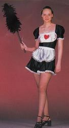 Kamer meisje jurk