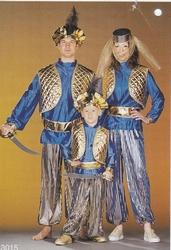 """Sultan  """" Blauw / goud """""""