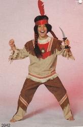"Indiaan  "" Mohawk """