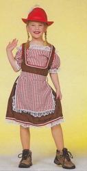 "Tiroler blouse "" meisje """