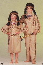 """Indiaan """" Sioux """""""