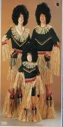 Zoeloe kostuum