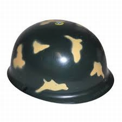 "Leger helm  "" Camouflage """