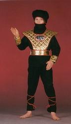 Ninja samouria kostuum