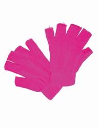 """Vingerloze handschoenen  """"  Neon pink """""""