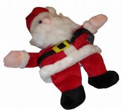 Handpop kerstman