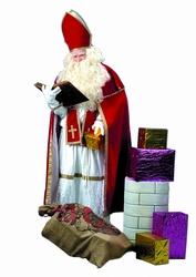 """Sinterklaas kostuum """" 5-delig """""""