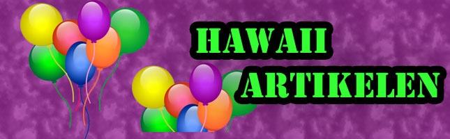 Hawaii artikelen