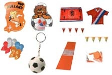 Oranje pakketten