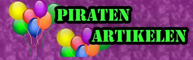 Piraten artikelen