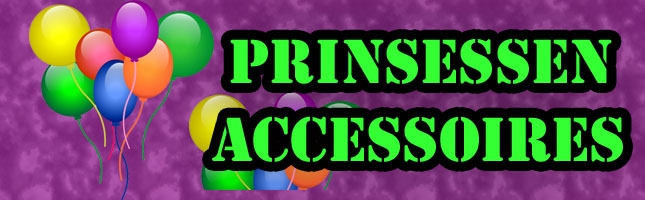 Prinsessen / Feeën accessoires